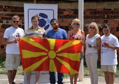 FYR of Macedonia – Delcevo, 27th of July to 3rd of August 2016 15 - Polska Boccia