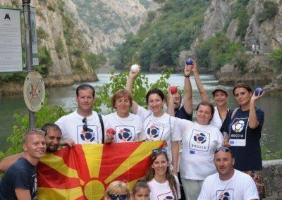 FYR of Macedonia – Delcevo, 27th of July to 3rd of August 2016 30 - Polska Boccia