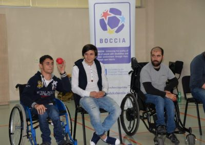 Georgia – Tbilisi, 3rd-10th of May 2016 11 - Polska Boccia