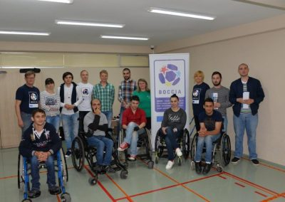Georgia – Tbilisi, 3rd-10th of May 2016 12 - Polska Boccia