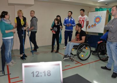 Georgia – Tbilisi, 3rd-10th of May 2016 18 - Polska Boccia