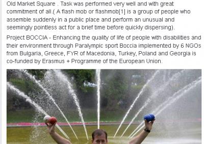 Poland – Wagrowiec, 23th-30th of August 2015 3 - Polska Boccia