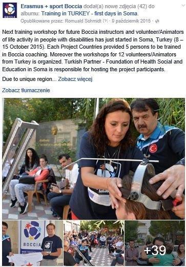 Turkey – Soma, Manisa, 8th-15th of October 2015 33 - Polska Boccia