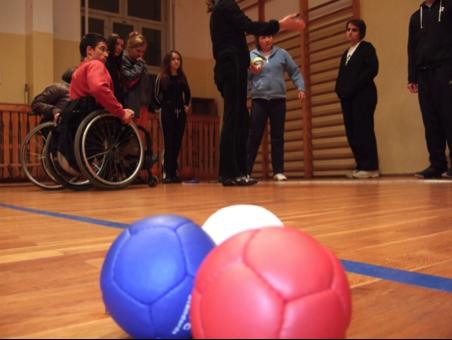 Boccia jest dyscypliną sportową dla każdego - Polska Boccia