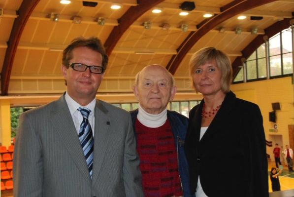 Historia rozwoju Bocci w Polsce - W. Maciejewski z B.Dobak-Urbańską i R.Schmidtem, Swarzędz 2009 - Polska Boccia