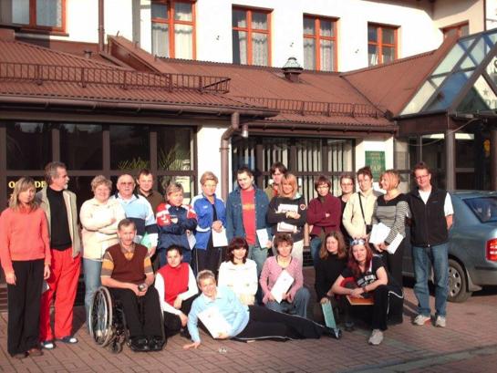 I Krajowa konferencja unifikacyjna Bocci - Polska Boccia