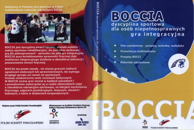 Boccia dyscyplina sportowa dla osób niepełnosprawnych, gra integracyjna - Polska Boccia