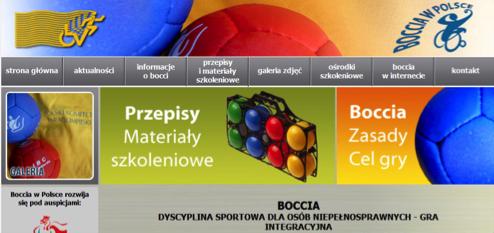 Boccia - Zasady - Cel gry - Materiały szkoleniowe - Polska Boccia