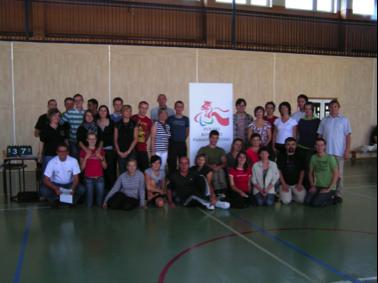Międzynarodowy Kurs Sędziego Bocci, Zamość 2009 - Polska Boccia