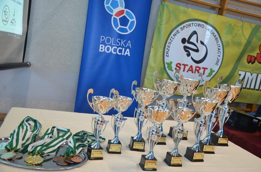 XIII Integracyjne Mistrzostwa Zielonej Góry w Bocci