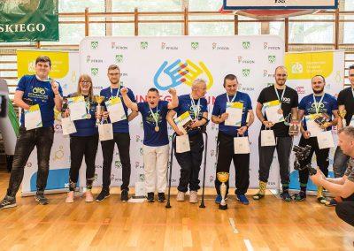 Integracyjne Mistrzostwa Polski AZS w Bocci - Zielona Góra - 30.05.2021. 2 - Polska Boccia