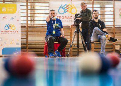 Integracyjne Mistrzostwa Polski AZS w Bocci - Zielona Góra - 30.05.2021. 3 - Polska Boccia