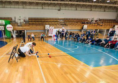 Integracyjne Mistrzostwa Polski AZS w Bocci - Zielona Góra - 30.05.2021. 11 - Polska Boccia