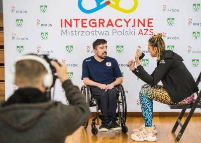 Integracyjne Mistrzostwa Polski AZS w Bocci - Zielona Góra - 30.05.2021. 19 - Polska Boccia