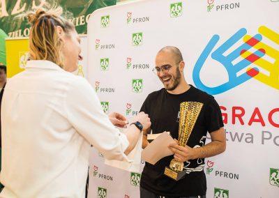 Integracyjne Mistrzostwa Polski AZS w Bocci - Zielona Góra - 30.05.2021. 21 - Polska Boccia