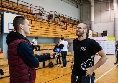 Integracyjne Mistrzostwa Polski AZS w Bocci - Zielona Góra - 30.05.2021. 24 - Polska Boccia