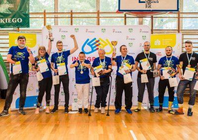 Integracyjne Mistrzostwa Polski AZS w Bocci - Zielona Góra - 30.05.2021. 26 - Polska Boccia