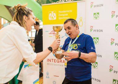 Integracyjne Mistrzostwa Polski AZS w Bocci - Zielona Góra - 30.05.2021. 31 - Polska Boccia