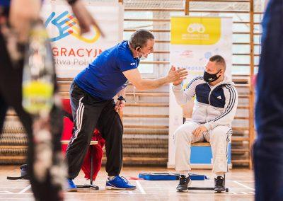 Integracyjne Mistrzostwa Polski AZS w Bocci - Zielona Góra - 30.05.2021. 32 - Polska Boccia