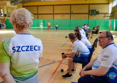 Ogólnopolskie Zawody Bocci - Szczecin 2021 1 - Polska Boccia
