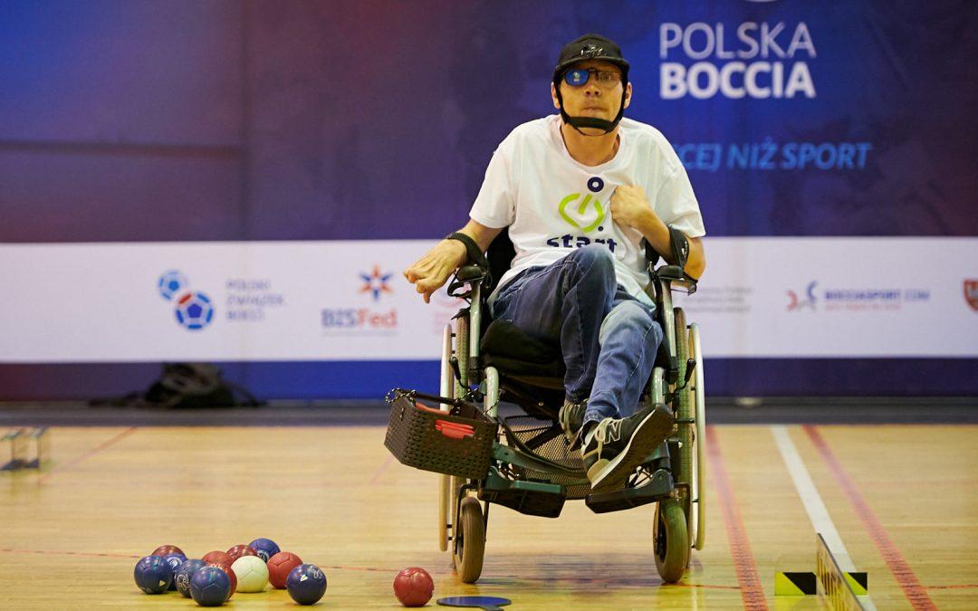 Boccia – Więcej niż sport !