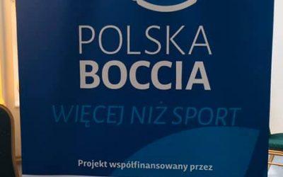 """Dziś 2 dzień Integracyjnego Turnieju Bocci """"BocciaPromo'2021"""""""