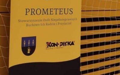 Kibicujemy Prometeuszowi startującemu w turnieju Bocci w Pradze