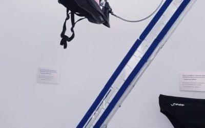 """Niebawem także w warszawskim Muzeum Sportu otwarta zostanie ekspozycja  poświęcona sportowi paraolimpijskiemu . Będzie i rampa """"Prolympic""""!"""