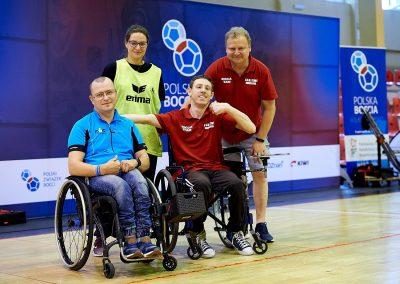 Polska Liga Bocci 2021 - I turniej w Wągrowcu 14 - Polska Boccia