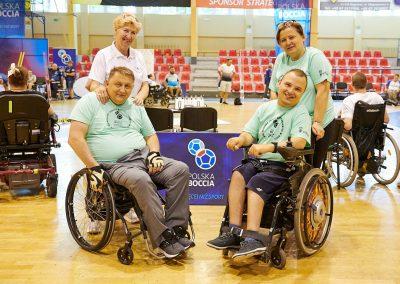 Polska Liga Bocci 2021 - I turniej w Wągrowcu 17 - Polska Boccia