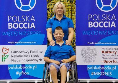 Polska Liga Bocci 2021 - I turniej w Wągrowcu 3 - Polska Boccia