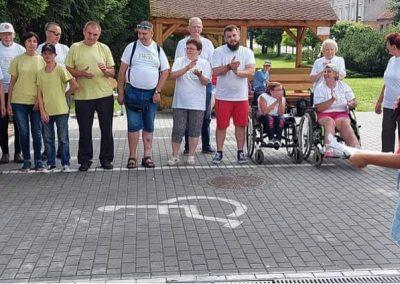Integracyjny Turniej Bocci za nami 7 - Polska Boccia