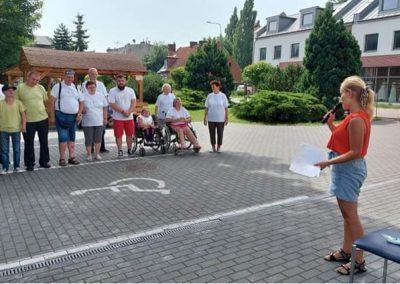 Integracyjny Turniej Bocci za nami 8 - Polska Boccia