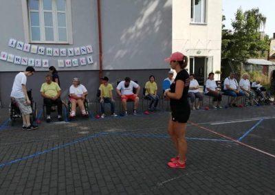 Integracyjny Turniej Bocci za nami 10 - Polska Boccia