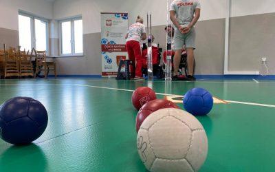 """W dniach 14-22 sierpnia odbyło się zgrupowanie kadry realizowane w ramach zadania pn. """"Przygotowanie do igrzysk paraolimpijskich w BOCCI""""."""