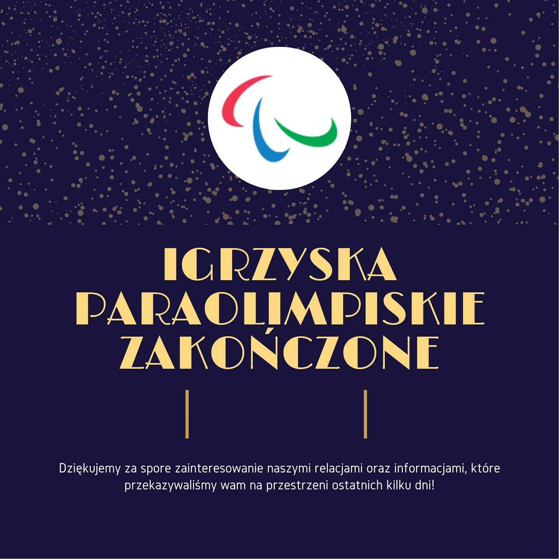 Ostatni post dotyczący igrzysk paraolimpijskich 1 - Polska Boccia
