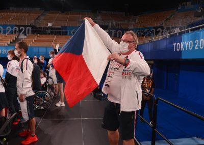 Sensacyjne zwycięstwo Adama Peski nad Grigorisem Polychronidisem 20 - Polska Boccia
