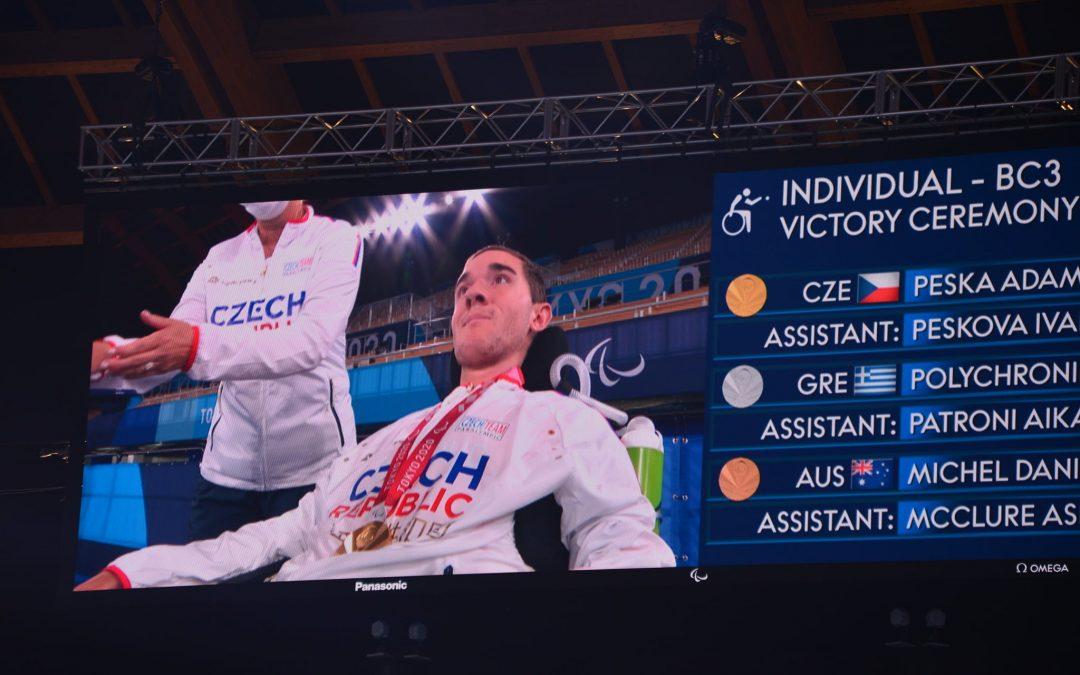 Sensacyjne zwycięstwo Adama Peski nad Grigorisem Polychronidisem