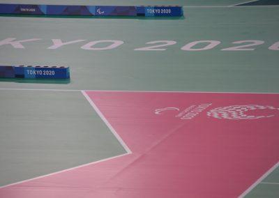 Sensacyjne zwycięstwo Adama Peski nad Grigorisem Polychronidisem 8 - Polska Boccia