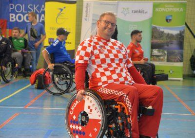 Boccia - miłość od pierwszej bili ! 25 - Polska Boccia