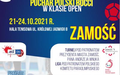 Finał Polskiej Ligi Bocci