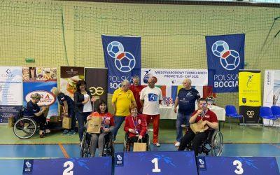 Międzynarodowy Turniej Bocci Prometeus – Cup 2021 w Konopiskach